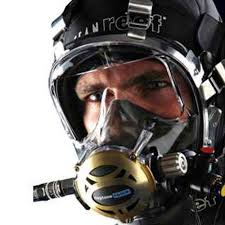 Full Face Mask for Diving